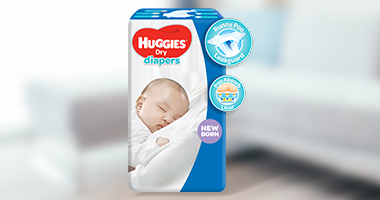 Philippines-Huggies-Dry-Newborn-Diapers